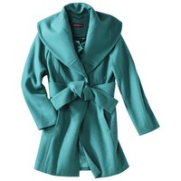 Merona® Wool Coat with Shawl Collar and Belt -Assorted Colors