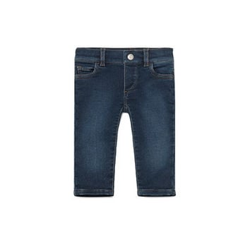 Gucci Baby denim straight pant