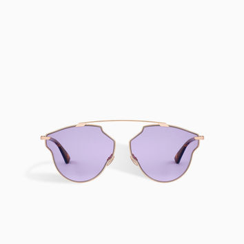 dior so real pop sunglasses, purple - Dior