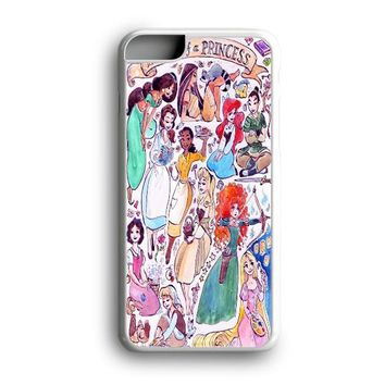 Black Friday Offer Disney Princess All Character iPhone Case & Samsung Case