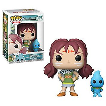 Funko Games: Ni No Kuni S1 (Pop & Buddy)-Tani w/Higgledies Collectible Figure