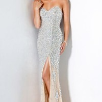 Beaded Gown by Jovani Prom