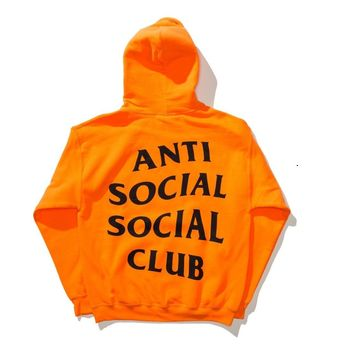 kuyou UNDEFEATED x Anti Social Social Club  Hoodie