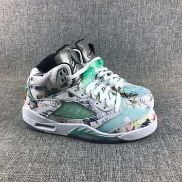 DCCK Air Jordan 5 'Wings'