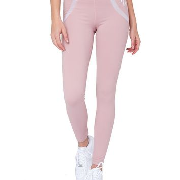 Vicky Leggings - Rose