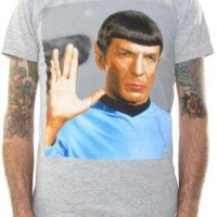 ROCKWORLDEAST - Star Trek, T-Shirt, Mr. Spock