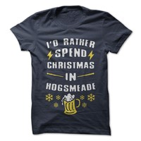 I'd Rather Spend Christmas In Hogsmeade