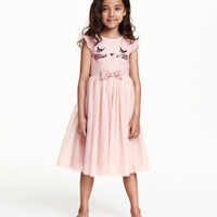 H&M Tulle Dress $24.99