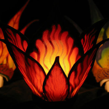 Lotus Flower Night Light