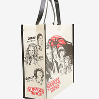 Stranger Things Reusable Tote