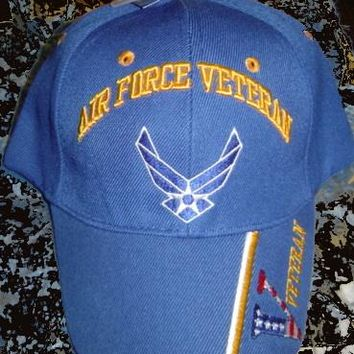 Air Force Retired Hat