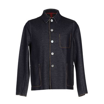 Harris Wharf London Denim Outerwear