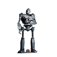 Iron Giant & Hogarth Cardboard Standup