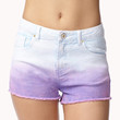 Ombré Denim Cut Offs