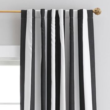 The Emily & Meritt Circus Stripe Blackout Drape