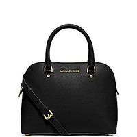 MICHAEL Michael Kors Cindy Medium Convertible Dome Satchel