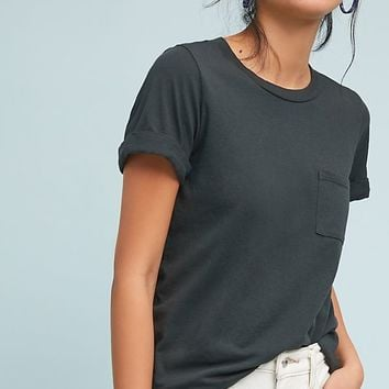 Sol Angeles Pocket Boyfriend Tee
