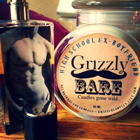 High School ExBoyfriend Fresh Collection 10 oz by GrizzlyCandles