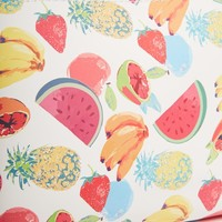 Fruit Print Make-Up Bag at asos.com