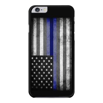 The Thin Blue Line American Police Officer iPhone 6 Plus / 6S Plus