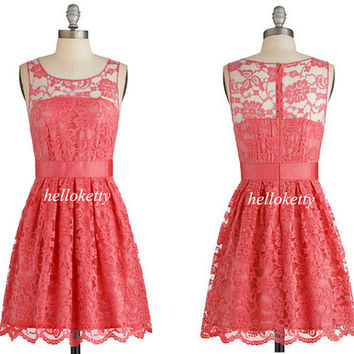 Lace Party Dresses,Evening Dresses,Bridesmaid Dresses,Summer Dresses,Prom Dresses,Maxi Dresses,Formal Dresses,Fancy Dresses,GK132