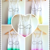 Forever Young Tie Dye Tank Top