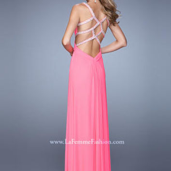 La Femme 21021 La Femme Prom Prom Dresses, Evening Dresses and Homecoming Dresses | McHenry | Crystal Lake IL