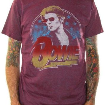 David Bowie T-Shirt - Cigarette