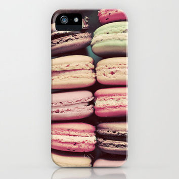 Macarons iPhone Case by Elle Moss | Society6