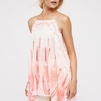 Free People Flower Power Tunic