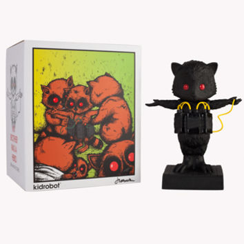 My Brother was a Hero Black Edition by Jermaine Rogers | Kidrobot