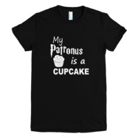 My Patronus is a cupcake