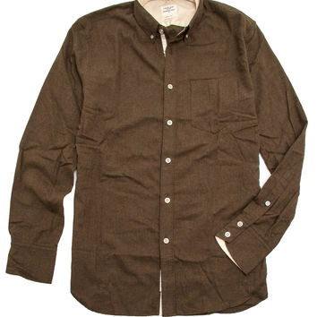 Rag & Bone Olive Standard Issue Shirt