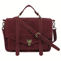 Cross Body Messenger Bag