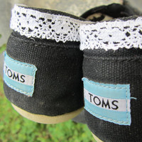 Fancy Toms Send In by wallflower152 on Etsy