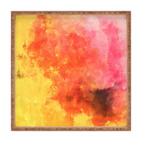 Allyson Johnson Early Sunset Square Tray