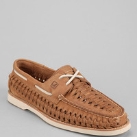 Sperry Top-Sider Seaside 2-Eye Woven Boat Shoe