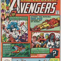 Avengers, V1, Annual 10.  NM. Aug 1981.  Marvel Comics