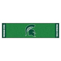 Michigan State Spartans NCAA Putting Green Runner (18x72)