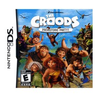 The Croods: Prehistoric Party! for Nintendo DS