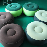 Fashion Inflatable Couch Bean Bag Air Cube Chair Movies Gaming Reading Relaxing Camping Outdoor Car inflatable cushion Chair