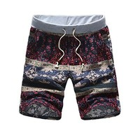 Men's Floral Swim Shorts