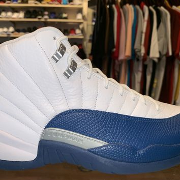 "Air Jordan 12 ""French Blue"" Brand New"