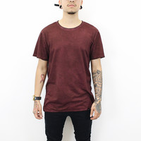 Kyle T-Shirt (Acid Burgundy)