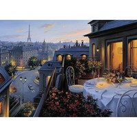 Ravensburger Paris Balcony Jigsaw Puzzle - Puzzle Haven
