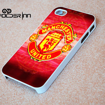 Logo Manchester United iPhone 4s iphone 5 iphone 5s iphone 6 case, Samsung s3 samsung s4 samsung s5 note 3 note 4 case, iPod 4 5 Case