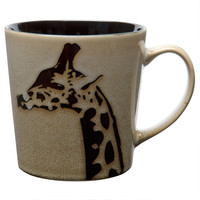 Safari Giraffe Coffee Mug