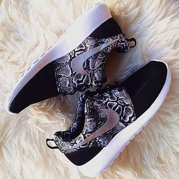 nike roshe one print women casual running sport shoes sneakers-1