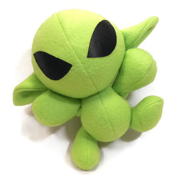 Stuffed Alien Plush Stuffed Animal