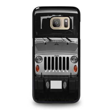 jeep samsung galaxy s7 case cover  number 1